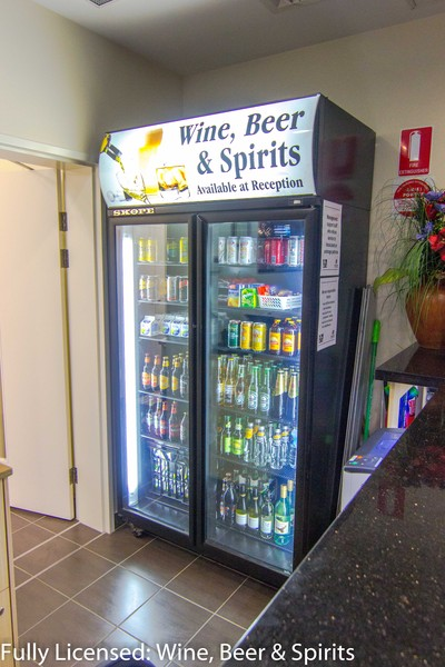 freezer for drinks